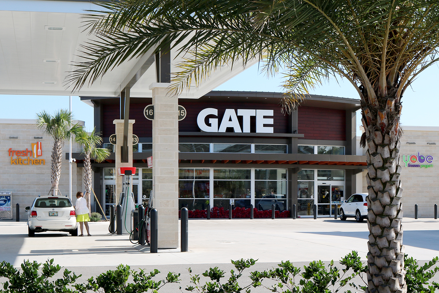 New Gate store PR
