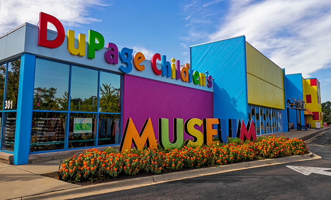 DuPage Children's Museum Building