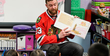 Blackhawks Reading community
