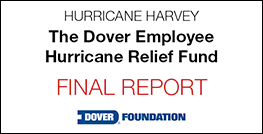 Hurricane Harvey - Dover Employee Hurricane Relief Fund
