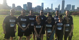 2018 J.P. Morgan Corporate Challenge