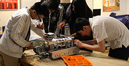 Gads Hill Center Robotics Team Expands