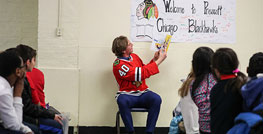 Chicago Blackhawks Reading Program