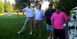 The Warn Employee Community Impact Project Raises over $20,000 for Local Charities at 4th Annual Golf Tournament