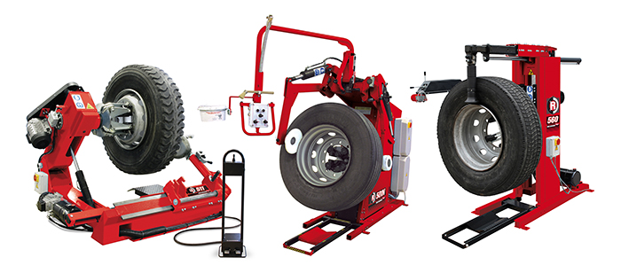Rotary-Heavy-Duty-Tire-Changers