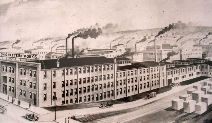 1920 OPW Manufacturing Plant