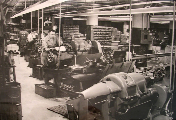 1959 Screw Assembly Line