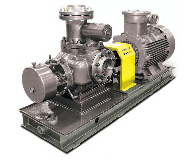 Blackmer S Series twin screw pumps