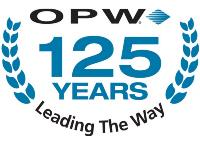 OPW 125th logo