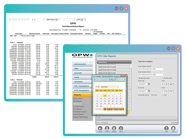 OPW Software Array