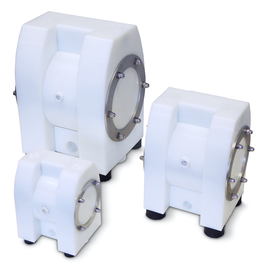 Almatec C-Series AODD Pumps